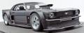 """[予約]TOPMARQUES 1/12 フォード マスタング  1965 フーニガン """"ブラックバージョン"""""""