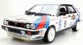 [予約]TOPMARQUES 1/12 ランチャ デルタ 4WD No,6 モンテカルロ ウィナー 1987