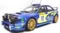 [予約]TOPMARQUES 1/18 スバル インプレッサ S7 555 WRC #10 マキネン 2002 モンテカルロ ナイトver.