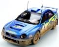 [予約]TOPMARQUES 1/18 スバル インプレッサ S7 555 WRC No.5 2001 ニュージーランド ウィナー(汚し塗装)