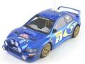 [予約]TOPMARQUES(トップマルケス)1/18 スバル インプレッサ S4 WRC No3 1998 モンテカルロラリー マクレー/グリスト (ウェザリング塗装)