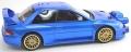 [予約]TOPMARQUES(トップマルケス)1/18 スバル インプレッサ S4 WRC ブルー
