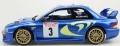 [予約]TOPMARQUES 1/18 スバル インプレッサ S4 No.3 ツール ド コルス 1998 ウィナー C.マクレー