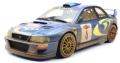 [予約]TOPMARQUES 1/18 スバル インプレッサ S4 No,4 サンマリノ 2位 1998 汚し塗装