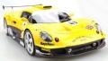 TOPMARQUES 1/18 ロータス エリーゼ GT1 フランクミューラー(イエロー/グリーン)No,49 1997ルマン