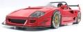 [予約]TOPMARQUES 1/18 フェラーリ F40 LM Beurlys Barchetta (レッド)
