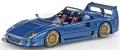 [予約]TOPMARQUES 1/18 F40 LM Beurlys Barchetta (ブルー)