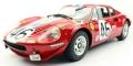[予約]TOPMARQUES 1/12 フェラーリ ディノ 246 GT 1972 #46(レッド/ホワイトブルーストライプ)