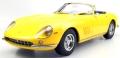 [予約]TOPMARQUES 1/12 275 GTB/4 NART スパイダー 1967(イエロー)