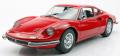 [予約]TOPMARQUES 1/12 Dino 206 GT (レッド)