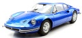 [予約]TOPMARQUES 1/12 Dino 206 GT (ブルー)
