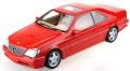 [予約]TOPMARQUES 1/43 AMG メルセデス CL 600 7.0 レッド