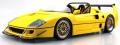 [予約]TOPMARQUES 1/43 F40 LM Beurlys Barchetta イエロー