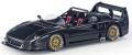 [予約]TOPMARQUES 1/43 F40 LM Beurlys Barchetta ブラック