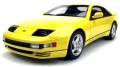TOPMARQUES(トップマルケス)Lucky Stepシリーズ 1/18 日産 300 ZX (イエロー)