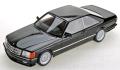 [予約]TOPMARQUES 1/18 メルセデス 560 SEC ロリンザー 1987(ブラック)