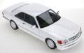 [予約]TOPMARQUES 1/18 メルセデス 560 SEC ロリンザー 1987(ホワイト)