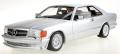 [予約]TOPMARQUES 1/18 メルセデス 560 SEC ロリンザー 1987(シルバー)