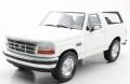 [予約]TOPMARQUES 1/18 フォード ブロンコ 1992 ホワイト