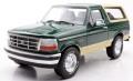 [予約]TOPMARQUES 1/18 フォード ブロンコ 1992 グリーン