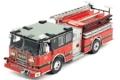 [予約]ixo (イクソ) 1/43 シーグレイブ Marauder II 消防車