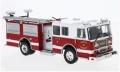 [予約]ixo (イクソ) 1/43 シーグレーヴ MARAUDER II シャーロット市消防署