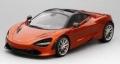 [予約]TOP SPEED (トップスピード) 1/18 マクラーレン 720S アゾレス オレンジ