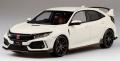 [予約]TOP SPEED (トップスピード) 1/18 Honda シビック Type R チャンピオンシップホワイト(*右ハンドル)日本国内仕様