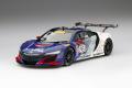 [予約]TOP SPEED (トップスピード) 1/18 Acura NSX GT3 #93 ピレリ ワールドチャレンジ リアルタイム レーシング