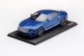 TOP SPEED (トップスピード) 1/18 ベントレー コンチネンタル GT シークインブルー