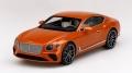 [予約]TOP SPEED (トップスピード) 1/18 ベントレー ニュー コンチネンタル GT オレンジ フレイム
