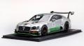 [予約]TOP SPEED (トップスピード) 1/18 ベントレー コンチネンタル GT3 #7 ブランパン GTシリーズ モンツァ 2018 ベントレー チーム M-スポーツ