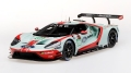 [予約]TOP SPEED (トップスピード) 1/18 フォード GT #69 LMGTE-Pro 2019 ル・マン24時間 フォード チップガナッシチーム USA