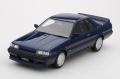 [予約]TrueScale(トゥルースケール) 1/18 日産 スカイライン 2000 GTS-R(R31) 1987 (ブルーブラック)
