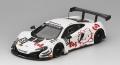 [予約]TrueScale(トゥルースケール) 1/43 マクラーレン 650 GT3 #54 2015 ブランパン モンツァ アテンプト レーシング
