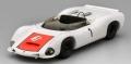 TrueScale(トゥルースケール)1/43 ポルシェ 910 ベルグスパイダー #1 オロン - ヴィラール ヒルクライム世界選手権 優勝車 1967