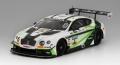 [予約]TrueScale(トゥルースケール) 1/43 ベントレー コンチネンタル GT3 #8 ADAC GT マスターズ レッドブル リンク 2016 ベントレー チーム ABT
