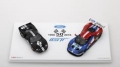 TrueScale(トゥルースケール) 1/43 フォード GT ル・マン50周年記念セット フォード GT40 1965 #2 / フォード GT 2016 #68