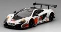 TrueScale(トゥルースケール) 1/43 マクラーレン 650S GT3 #59 スパ24時間 2016