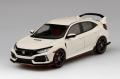 [予約]TrueScale(トゥルースケール) 1/43 Honda シビック Type R チャンピオンシップホワイト (*左ハンドル) ダイキャストモデル