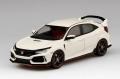 [予約]TrueScale(トゥルースケール) 1/43 Honda シビック Type R チャンピオンシップホワイト (*右ハンドル)ダイキャストモデル