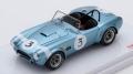TSM(ティーエスエム) 1/43 シェルビー コブラ G.P.スパ 500km 1964 クラス優勝 #3 B. Bondurant