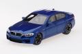 [予約]TSM(ティーエスエム) 1/43 BMW M5 マリーナブルーメタリック