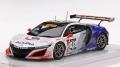 [予約]TrueScale(トゥルースケール) 1/43 Acura NSX GT3 ピレリワールドチャレンジ #43 リアルタイムレーシング