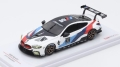 TSM(ティーエスエム) 1/43 BMW M8 GTE 2018 プレゼンテーション