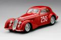 TrueScale(トゥルースケール) 1/18 アルファロメオ 8C 2900B #230 1947 ミッレミリア 優勝車