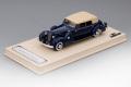Collection d' Elegance 1/43 キャデラック V16 コンバーチブル セダン フリートウッド 1934 ダークブルー
