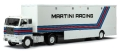 """[予約]ixo (イクソ) 1/43 ボルボ F88 レーシングトランスポーター """"Martini Racing"""""""