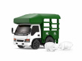 TINY(タイニー) TinyQ Greatwall Brand 家畜運搬車 (white + green)