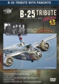 "( DVD 飛行機 ) AirUtopia B-25 Tribute ""PANCHITO"""